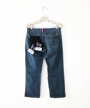 Vintage Jeans 7/8 multicolore