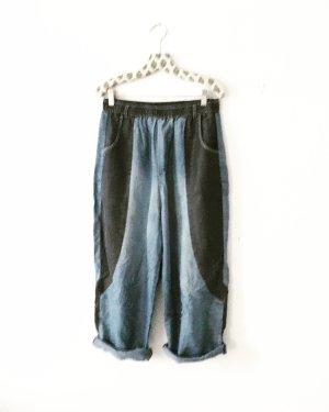 blue jeans • denim • vintage • oversized • high waist • boyfriendjeans • bohostyle