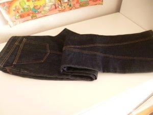 Blue Jeans DKNY hippie style