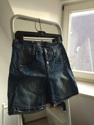 Blue Jeans Shorts von Fornarina
