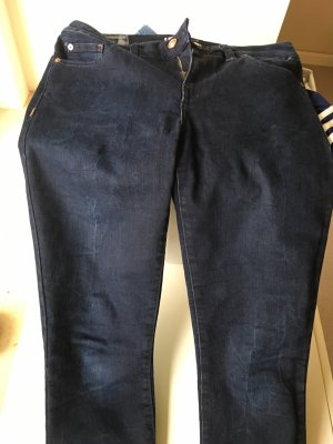 Campus by Marc O'Polo Skinny Jeans dark blue