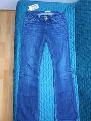 Blue Jeans von Lee, Größe 27/33