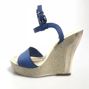 Blue Jil Sander Sandal