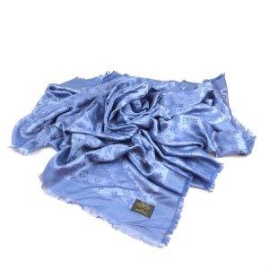 Louis Vuitton Écharpe bleu