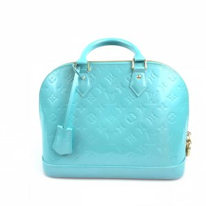 Blue Louis Vuitton Shoulder Bag