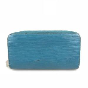 Blue Louis Vuitton Wallet