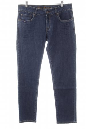 Blue Monkey Skinny Jeans blau Casual-Look