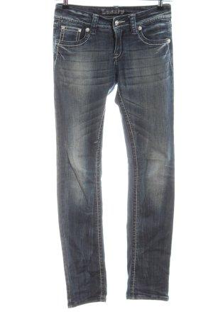 Blue Monkey Slim Jeans blue casual look