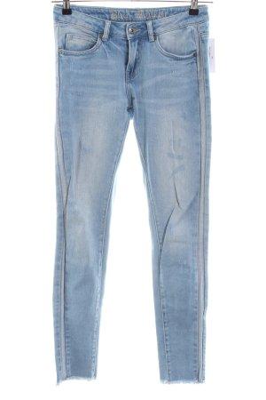 Blue Monkey Jeans slim fit blu stile casual