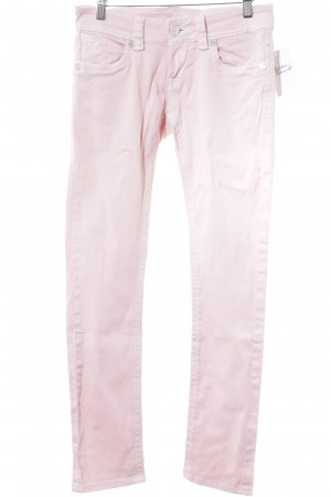 Blue Monkey Slim Jeans light pink casual look