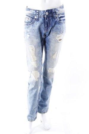 Blue Monkey Slim Jeans Used Look