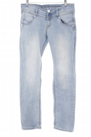 Blue Monkey Stretch Jeans himmelblau Casual-Look