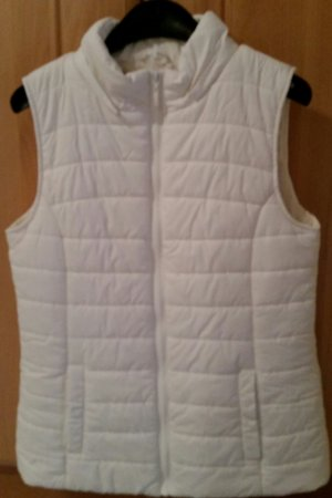 Blue Motion Quilted Gilet natural white