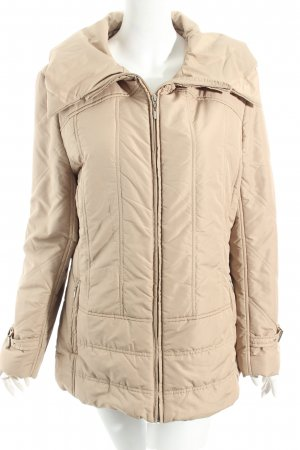 Blue Motion Steppjacke creme Steppmuster Casual-Look