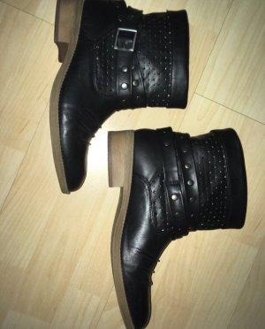 Blue Motion Slip-on laarzen zwart
