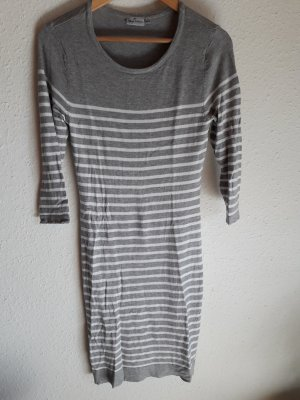 Blue Motion Dress white-light grey