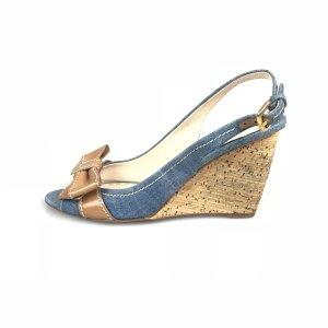 Prada Sandalo blu