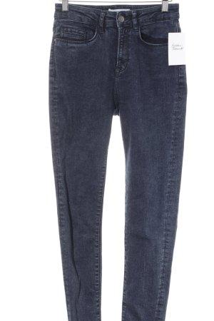 Blue Ridge Denim Skinny Jeans dark blue casual look