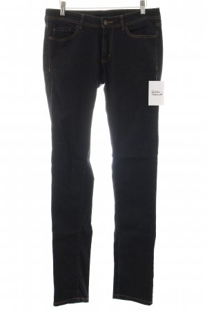 Blue Ridge Denim Slim Jeans dunkelblau Casual-Look