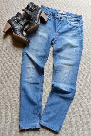 BLUE ROSES helle High Waist regular fit Jeans 29/32 used