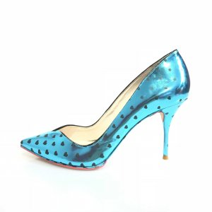 Sophia Webster High-Heeled Sandals blue