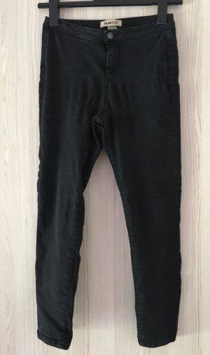 Blue Spice Spandex 7/8 High Waist Skinny Jeans *S*