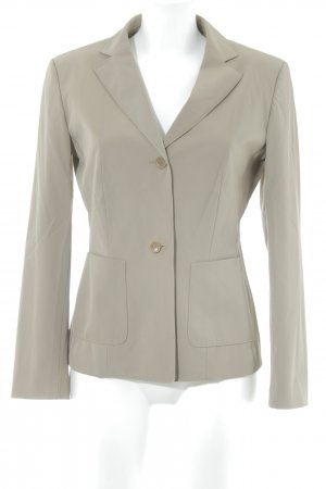 Blue Strenesse Kurz-Blazer camel Business-Look