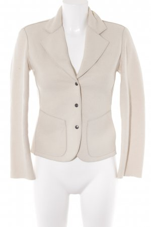 Blue Strenesse Kurz-Blazer nude Business-Look