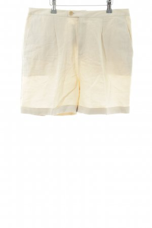 Blue Strenesse Shorts natural white casual look