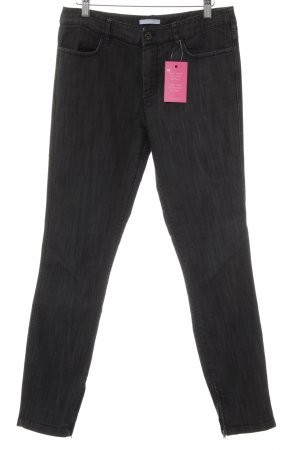 Blue Strenesse Slim Jeans anthrazit Casual-Look