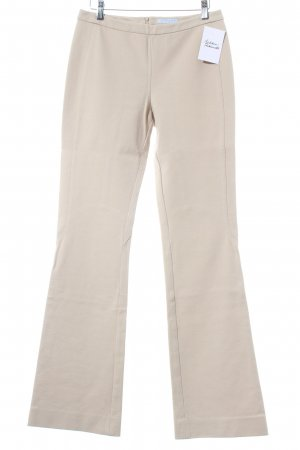 Blue Strenesse Jersey Pants beige casual look