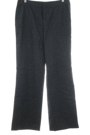 Blue Strenesse Stoffhose dunkelgrau-grau meliert 90ies-Stil