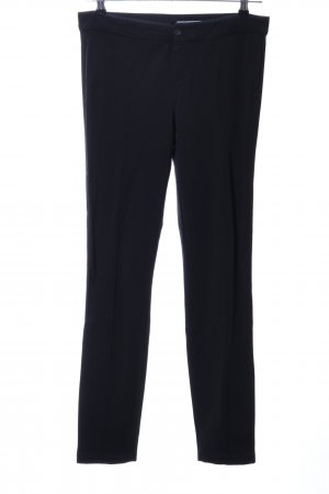 Blue Strenesse Stretch Trousers black business style