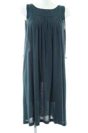 Blue Strenesse Pinafore dress green casual look