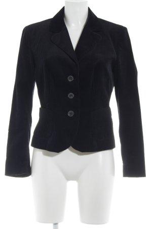 Blue Strenesse Unisex blazer zwart country stijl