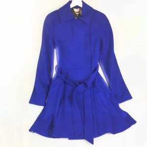 Blue Ted Baker Coat