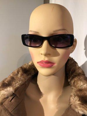 Oval Sunglasses black-lilac