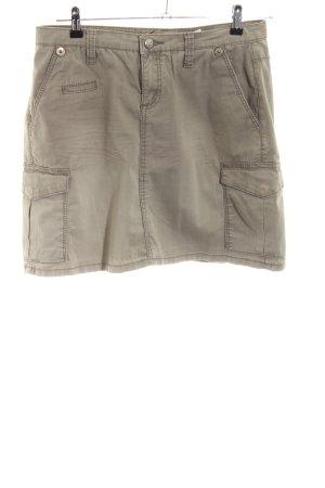 bluefire Cargo Skirt khaki casual look
