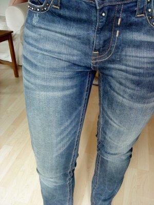 Bluefire Jeans mit Nieten Größe 28/29