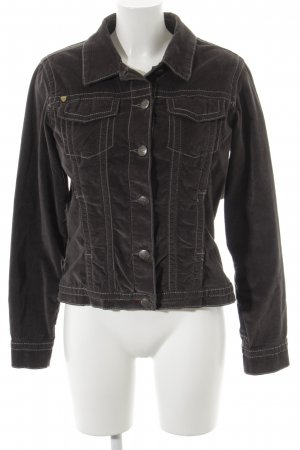 bluefire Between-Seasons Jacket grey biker look
