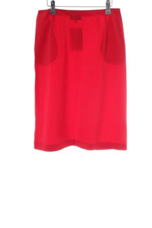 Bluegirl High Waist Skirt red-white casual look