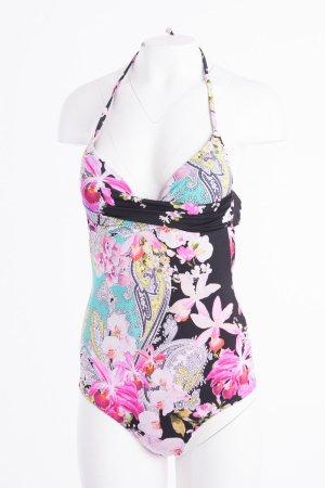 BLUEMARINE - Badeanzug mit floralem Print