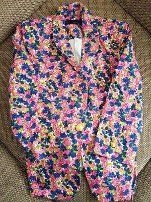 Zara Short Blazer multicolored