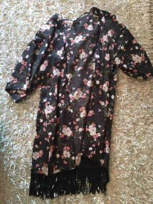Blümchen Kimono Gr. XS
