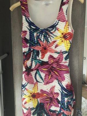Blümchen Kleid Größe 34