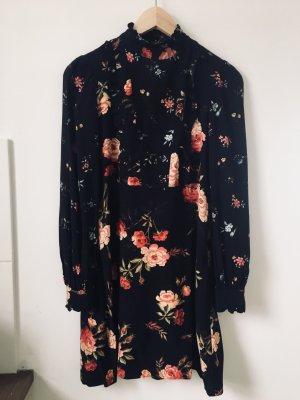 Blümchen Kleid Zara