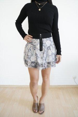 Zara Flared Skirt multicolored