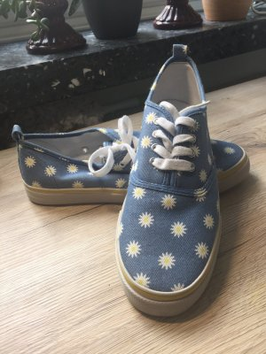 Blümchen Sommer-Sneaker