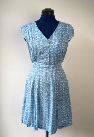 Blümchen-Sommerkleid