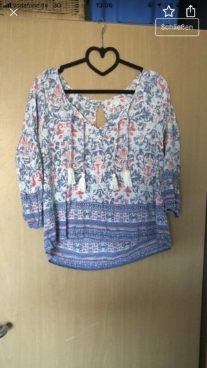 Hollister Crash Blouse multicolored